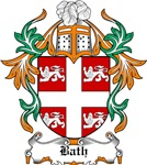 Bath Coat of Arms, Family Crest