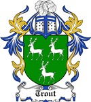 Trout Coat of Arms, Family Crest