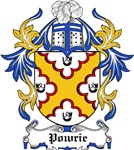 Powrie Coat of Arms, Family Crest
