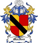 MacIver Coat of Arms, Family Crest