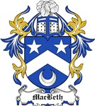 MacBeth Coat of Arms, Family Crest