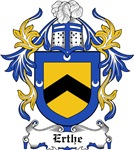 Erthe Coat of Arms, Family Crest