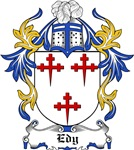 Edy Coat of Arms, Family Crest