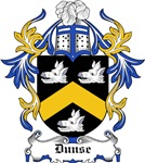 Dunse Coat of Arms, Family Crest