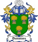 Dunmure Coat of Arms, Family Crest
