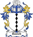 Daniell Coat of Arms, Family Crest