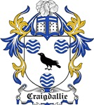 Craigdallie Coat of Arms, Family Crest