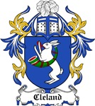 Cleland Coat of Arms, Family Crest