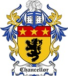 Chancellor Coat of Arms, Family Crest