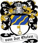 Von der Osten Coat of Arms