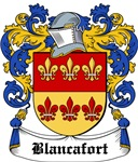 Blancafort Coat of Arms, Family Crest