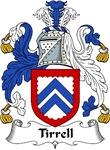 Tirrell Family Crest