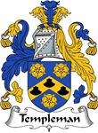 Templeman Family Crest