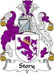 Story Family Crest