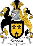 Seddon Family Crest