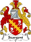 Seargent Family Crest