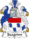 Seagrim Family Crest