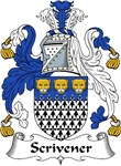 Scrivener Family Crest