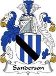 Sanderson Family Crest