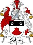 Sabine Family Crest