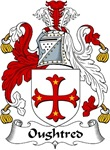 Oughtred Family Crest