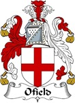 Ofield Family Crest