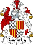 Knightley Family Crest