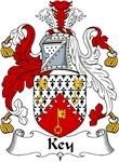 Key Family Crest