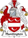 Huntington Family Crest