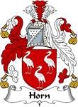 Horn Family Crest