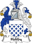 Holtby Family Crest