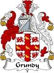 Grundy Family Crest