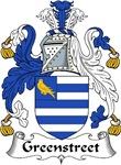 Greenstreet Family Crest
