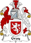 Gray Family Crest