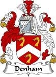 Denham Family Crest