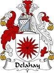 Delahay Family Crest