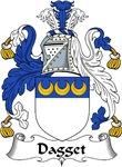 Dagget Family Crest