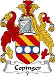 Copinger Family Crest