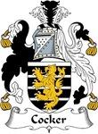 Cocker Family Crest
