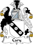 Cary Family Crest