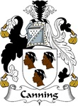 Canning Family Crest