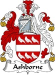 Ashborne Family Crest