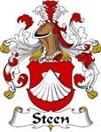 Steen Family Crest