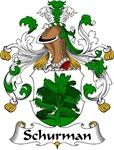 Schurman Family Crest