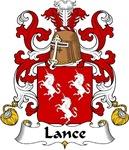 Lance Family Crest