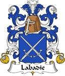 Labadie Family Crest