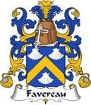 Favereau Family Crest