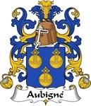 Aubigne Family Crest