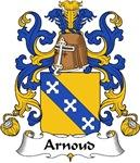 Arnoud Family Crest