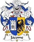 Jacome Family Crest